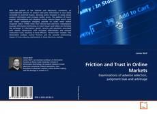 Buchcover von Friction and Trust in Online Markets