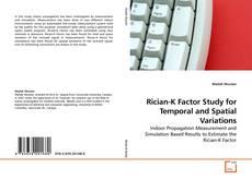 Borítókép a  Rician-K Factor Study for Temporal and Spatial Variations - hoz