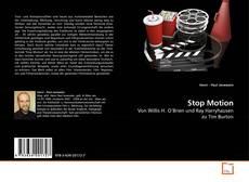 Buchcover von Stop Motion