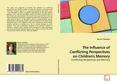 Buchcover von The Influence of Conflicting Perspectives on Children's Memory