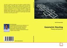 Capa do livro de Geometric Routing