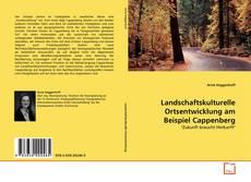 Buchcover von Landschaftskulturelle Ortsentwicklung am Beispiel Cappenberg