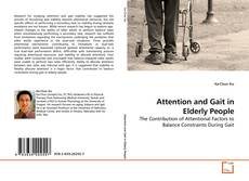 Обложка Attention and Gait in Elderly People