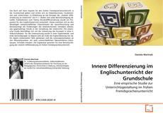 Couverture de Innere Differenzierung im Englischunterricht der Grundschule