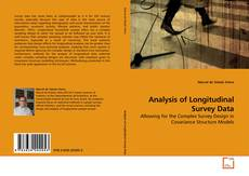 Copertina di Analysis of Longitudinal Survey Data