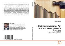 Capa do livro de QoS Frameworks for Ad-Hoc and Heterogeneous Netwoks