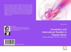 Обложка Translation and Intercultural Transfer in Popular Music