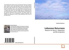 Bookcover of Lebanese Returnees