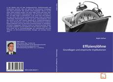 Bookcover of Effizienzlöhne