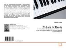Bookcover of Werbung für Theorie