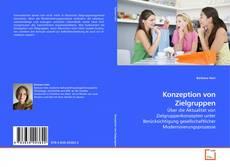 Bookcover of Konzeption von Zielgruppen