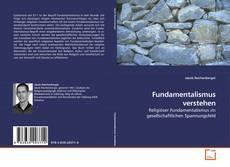 Fundamentalismus verstehen kitap kapağı