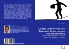 Portada del libro de Erheben und Bewerten von Risiken bei Projektplanung und -durchführung