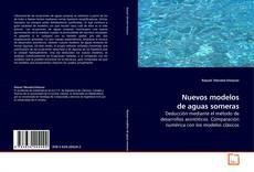 Portada del libro de Nuevos modelos de aguas someras