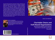 Capa do livro de Charitable Choice and Faith-Based Organizations