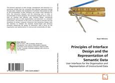 Couverture de Principles of Interface Design and the Representation of Semantic Data