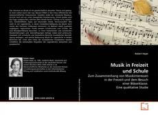 Capa do livro de Musik in Freizeit und Schule