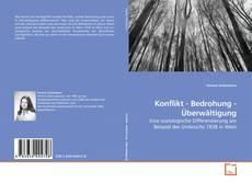 Buchcover von Konflikt - Bedrohung - Überwältigung
