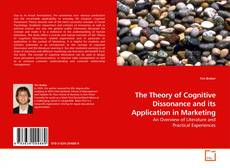 Couverture de The Theory of Cognitive Dissonance and its Application in Marketing