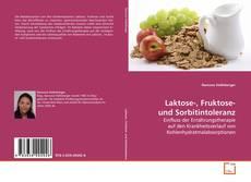 Buchcover von Laktose-, Fruktose- und Sorbitintoleranz