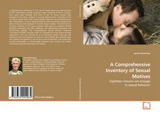 Capa do livro de A Comprehensive Inventory of Sexual Motives