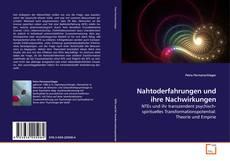 Buchcover von Nahtoderfahrungen und ihre Nachwirkungen