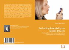 Buchcover von Evaluating Readability on Mobile Devices