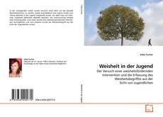 Capa do livro de Weisheit in der Jugend