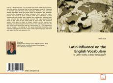 Bookcover of Latin Influence on the English Vocabulary