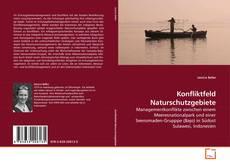Bookcover of Konfliktfeld Naturschutzgebiete