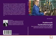 Capa do livro de Problematik Fachkräftemangel