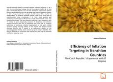 Capa do livro de Efficiency of Inflation Targeting in Transition Countries
