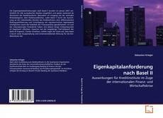 Copertina di Eigenkapitalanforderung nach Basel II