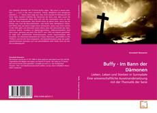 Copertina di Buffy - Im Bann der Dämonen