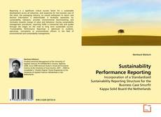 Bookcover of Sustainability Performance Reporting