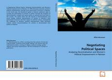 Copertina di Negotiating Political Spaces
