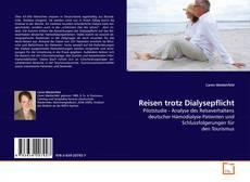 Capa do livro de Reisen trotz Dialysepflicht