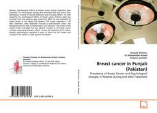 Bookcover of Breast cancer in Punjab  (Pakistan)