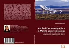 Capa do livro de Applied Electromagnetism in Mobile Communications