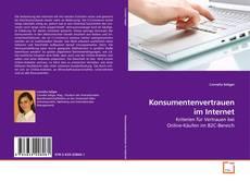 Bookcover of Konsumentenvertrauen im Internet