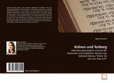 Обложка Kishon und Torberg