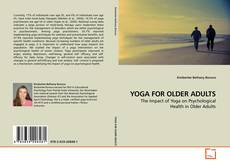 Couverture de YOGA FOR OLDER ADULTS