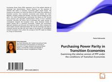 Purchasing Power Parity in Transition Economies kitap kapağı