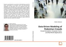 Data-Driven Modeling of Pedestrian Crowds kitap kapağı