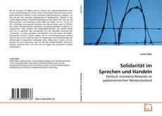 Copertina di Solidarität im Sprechen und Handeln
