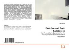 Bookcover of First Demand Bank Guarantees
