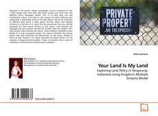 Buchcover von Your Land Is My Land