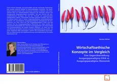 Bookcover of Wirtschaftsethische Konzepte im Vergleich