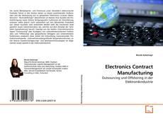 Electronics Contract Manufacturing kitap kapağı