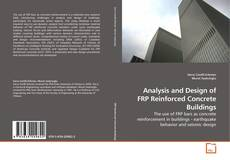 Buchcover von Analysis and Design of FRP Reinforced Concrete Buildings